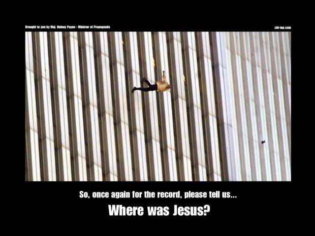 WhereWasJesus