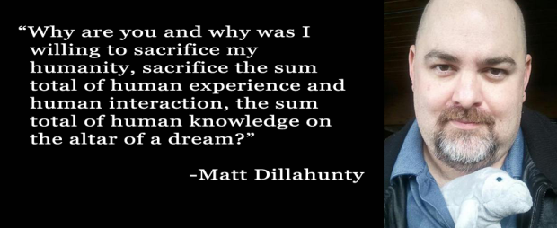 Matt Dillahunty, host of the Atheist Experience television program