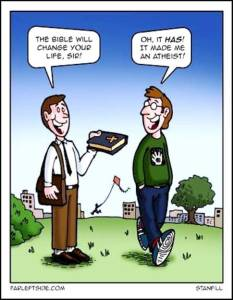 atheist-no-bible
